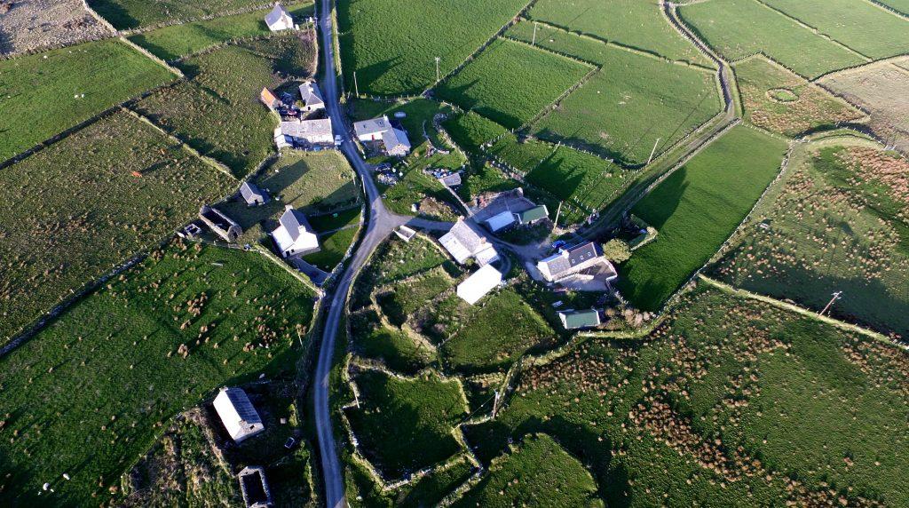 Kilmichael village Dursey